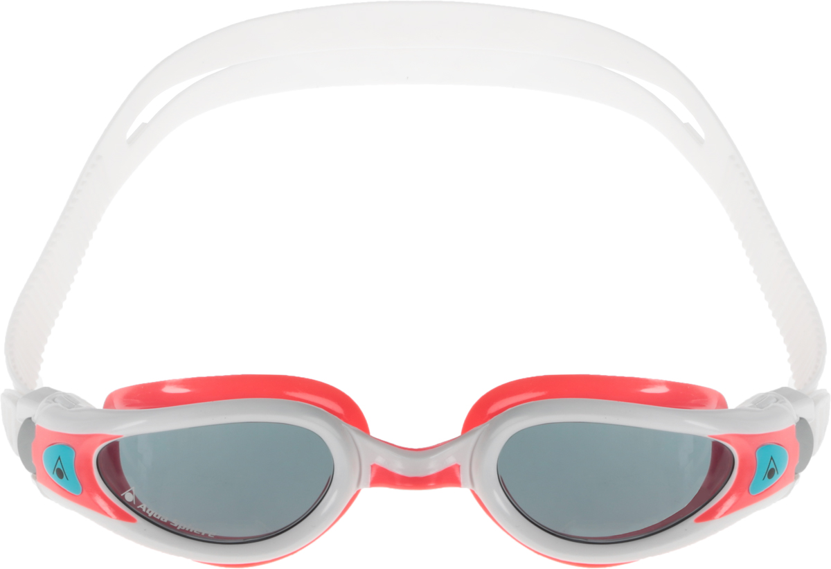 Очки для плавания Aqua Sphere Kaiman Exo Lady, цвет: белый, розовый. TN 17572027739307Модные и стильные очки Aqua Sphere Kaiman Exo Lady идеально подходят для плавания в бассейне или открытой воде. Особая технология изогнутых линз позволяет обеспечить превосходный обзор в 180°, не искажая при этом изображение. Очки дают 100% защиту от ультрафиолетового излучения. Специальное покрытие препятствует запотеванию стекол. Новая технология каркаса EXO-core bi-material обеспечивает максимальную стабильность и комфорт.Материал: софтерил, plexisol.