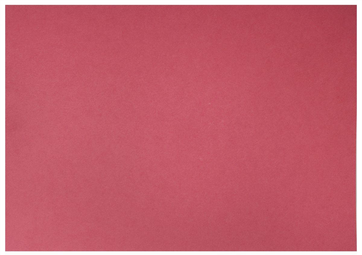 Палаццо Картон цветной 50 листов цвет розовый красныйКЦ А4 роз.