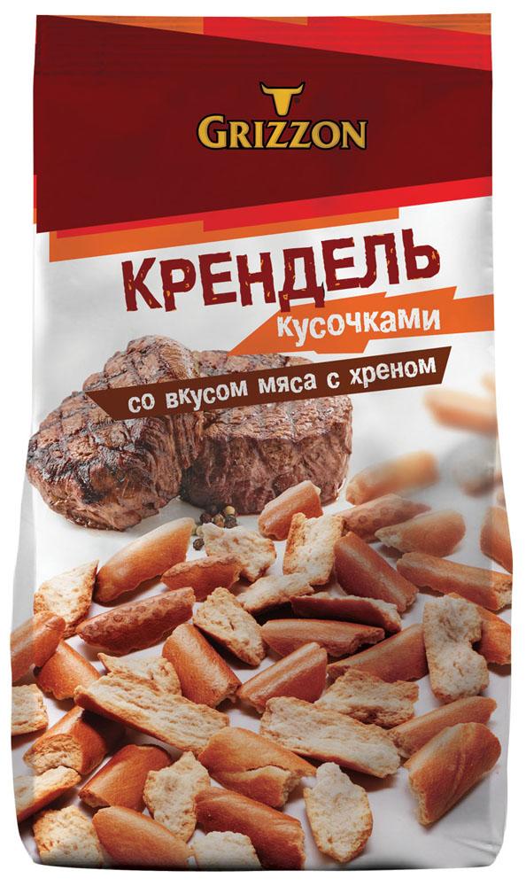 Grizzon крендель со вкусом мяса с хреном, 60 г00000041290С XVIII века на Руси cдобный крендель выпекался с кардамоном и многочисленными приправами. Мы придумали ему новую форму, поместив кусочки кренделя в удобную упаковку. Попробуйте новый, не имеющий аналогов на российском рынке, продукт.