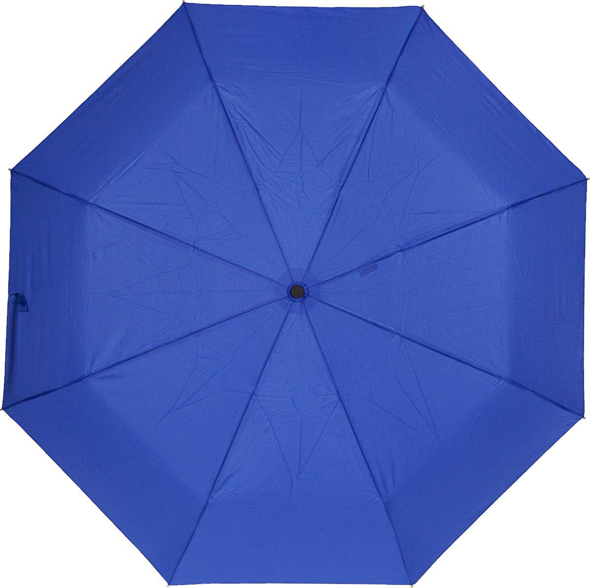 Зонт женский Labbra, цвет: синий. A3-05-LT200aБусы-ошейникЖенский зонт-автомат торговой марки LABBRA с проявляющимся рисунком. Изображение на зонте начинает проявляться, как только ткань купола намокает, при высыхании рисунок тускнеет и исчезает. Купол: 100% полиэстер, эпонж. Материал каркаса: сталь + алюминий + фибергласс. Материал ручки: пластик. Длина изделия - 29 см. Диаметр купола - 105 см.