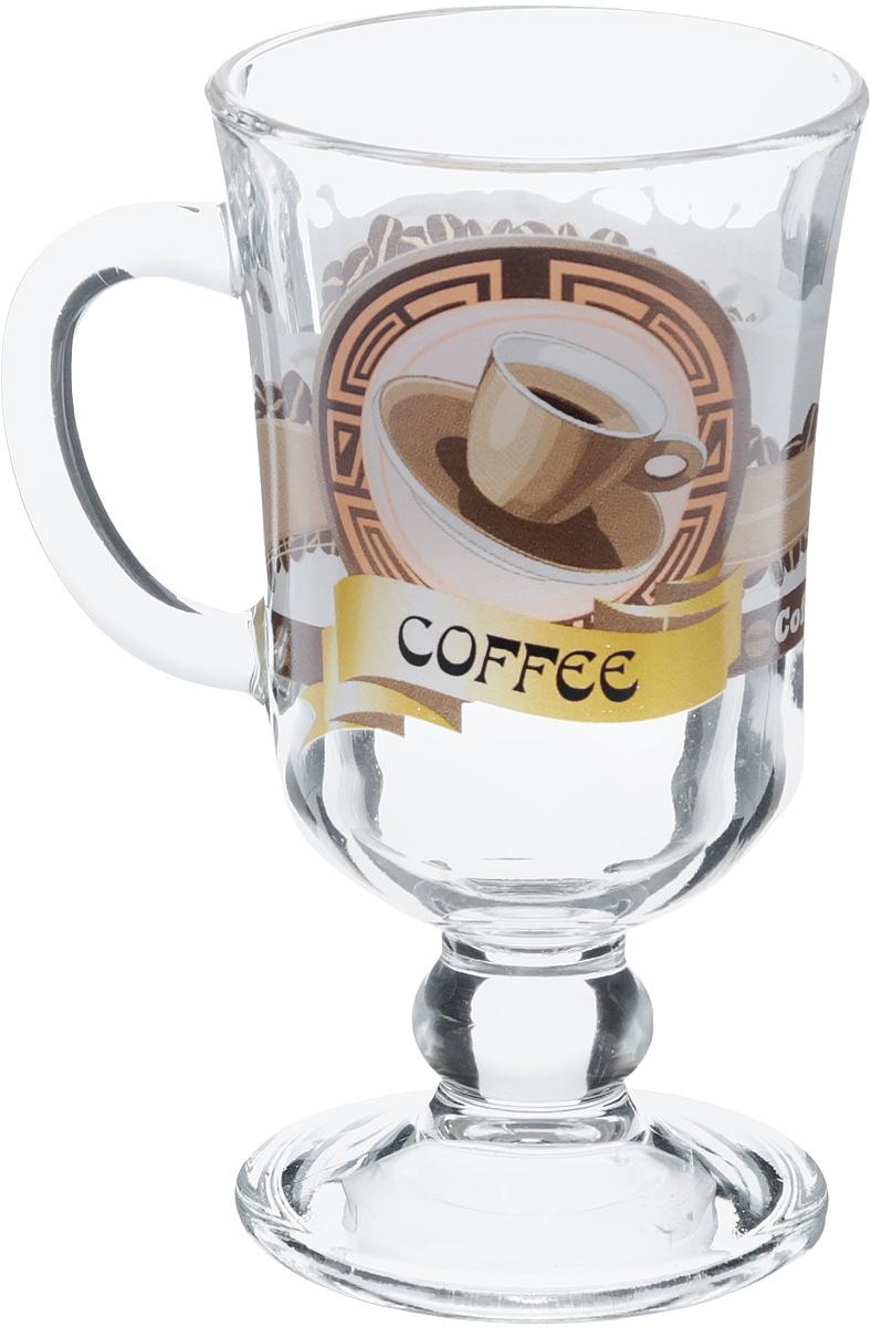 Кружка ОСЗ Глинтвейн. Кофе с молоком, 200 мл68/5/4Кружка ОСЗ Глинтвейн. Кофе с молоком выполнена из высококачественного стекла. Изделие имеет толстые стенки, устойчиво к высоким температурам. Кружка декорирована оригинальным рисунком и надписями. Кружка ОСЗ Глинтвейн. Кофе с молоком порадует вас лаконичным дизайном и практичностью. Диаметр кружки (по верхнему краю): 7,5 см.Диаметр основания: 7 см.Высота кружки: 14 см.