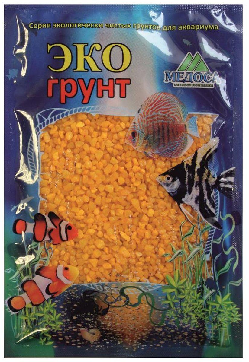 Грунт для аквариума ЭКОгрунт, мраморная крошка, цвет: желтый, 2-5 мм, 1 кг. 500029500029Грунт ЭКОгрунт изготовлен из экологически чистого сырья, откалиброван, промыт и подвергнут термической обработке. Область применения - морскиеи пресноводные аквариумы, полюдариумы, террариумы.