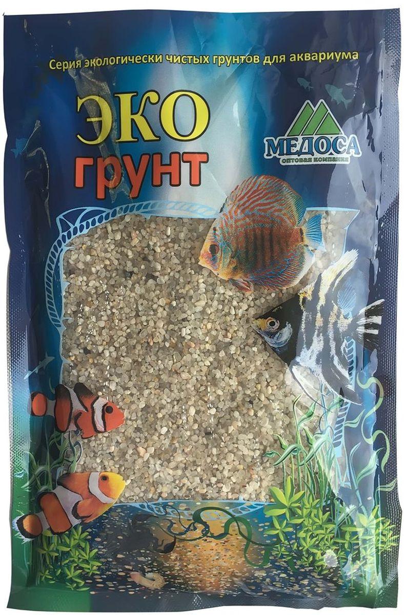 Грунт для аквариума ЭКОгрунт Куба-2, 1-2 мм, 1 кг500047
