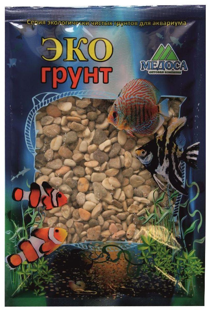 Грунт для аквариума ЭКОгрунт Реликтовая №3, галька, 6-10 мм, 3,5 кгг-0015