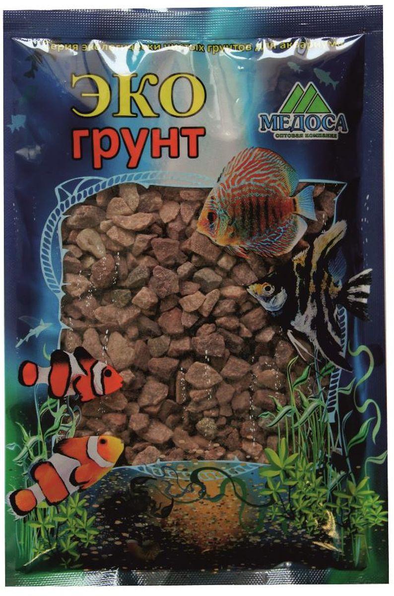 Грунт для аквариума ЭКОгрунт Малиновый, кварцит, 3-6 мм, 3,5 кгг-0120