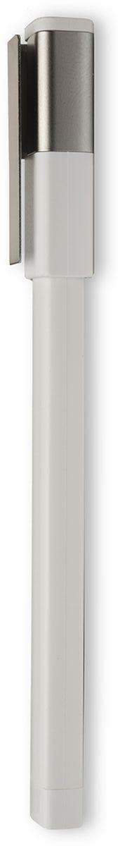 Moleskine Ручка-роллер Classic Plus цвет белыйEW41WH07Идеально сочетается с блокнотом Moleskine, специально предназначена для крепления на стороне классической черной обложки. Характеристики: черные чернила; долговечный гелевый стержень для ручки роллера Plus; сменный стержень; пружинный механизм; матовое черное покрытие АБС; черный прорезиненный стальной зажим (зарегистрированный дизайн) с выгравированным логотипом; 24 наклейки для оформления ручки. СОВМЕСТИМА ТОЛЬКО С ГЕЛЕВЫМ СТЕРЖНЕМ PLUS.