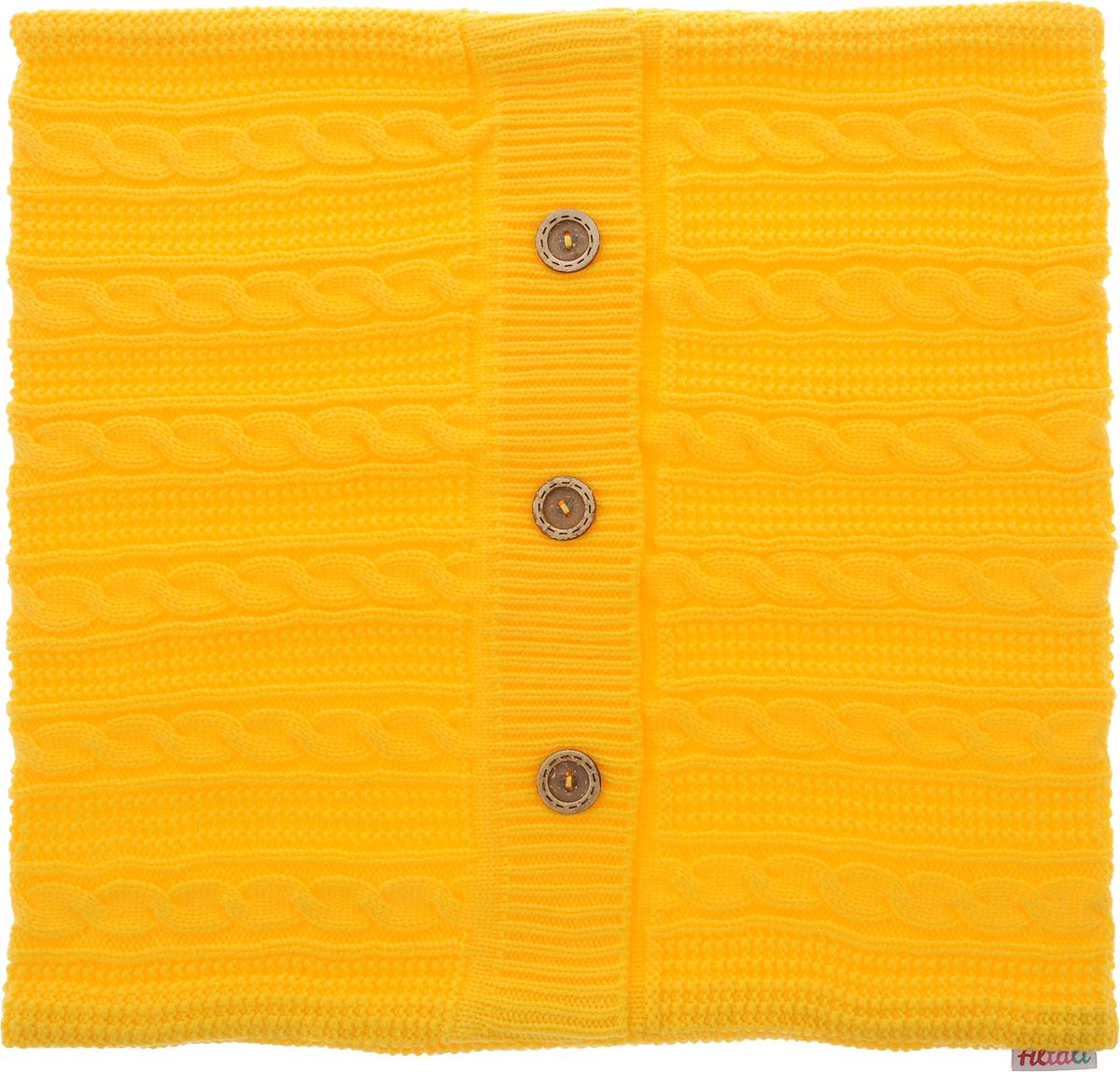 Наволочка декоративная Altali Plait, 45 х 45 смP02-V036/1Декоративная наволочка Apolena Plait выполнена из мягкой объемной пряжи (100% акрил) с модным рисунком косичка. Вязаная подушка в доме - признак уюта и стиля. В отличие от тканевой подушки вязаные изделия более эластичные и структурные. Рисунок вязки гармонично впишется в любой интерьер. Чехол съемный, на пуговицах. Его можно стирать в деликатном режиме, сушить на горизонтальной поверхности.