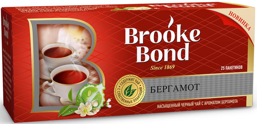 Brooke Bond черный чай с ароматом бергамота в пакетиках, 25 шт67126691Brooke Bond черный чай с ароматом бергамота 25 шт. Чай, выращенный на собственных плантациях, дает гарантию высокого качества, поскольку мы с заботой и вниманием отслеживаем весь его путь: от первых ростков и до появления на полках.Богатый аромат и насыщенный вкус дарят тепло родного дома.