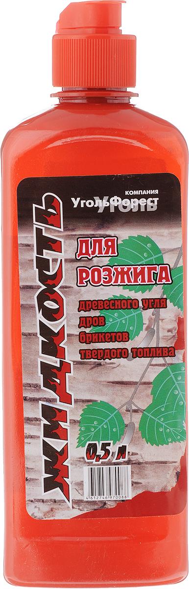 Жидкость для розжига Уголь Форест Парафин, 500 млТДД17574Жидкость Уголь Форест Парафин предназначена длябезопасного розжига угля, древесины, топливных брикетов. Спокойное загорание и равномерное горение парафина обеспечивает безопасное применение жидкости для розжига. Жидкость для розжига на основе жидких парафинов не токсична, не ядовита, не канцерогенна, не имеет резкой вспышки при зажигании в отличие от жидкостей для розжига на основе смесей углеводородов, не меняет вкус приготавливаемых продуктов.