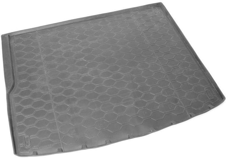 Коврик багажника Rival, для Volkswagen Touareg 2014-ст18фАвтомобильный коврик багажника RivalКоврик багажника позволяет надежно защитить и сохранить от грязи багажный отсек вашего автомобиля на протяжении всего срока эксплуатации, полностью повторяют геометрию багажника.- Высокий борт специальной конструкции препятствует попаданию разлившейся жидкости и грязи на внутреннюю отделку.- Произведены из первичных материалов, в результате чего отсутствует неприятный запах в салоне автомобиля.- Рисунок обеспечивает противоскользящую поверхность, благодаря которой перевозимые предметы не перекатываются в багажном отделении, а остаются на своих местах.- Высокая эластичность, можно беспрепятственно эксплуатировать при температуре от -45 ?C до +45 ?C.- Изготовлены из высококачественного и экологичного материала, не подверженного воздействию кислот, щелочей и нефтепродуктов. Уважаемые клиенты!Обращаем ваше внимание, что коврик имеет форму соответствующую модели данного автомобиля. Фото служит для визуального восприятия товара.