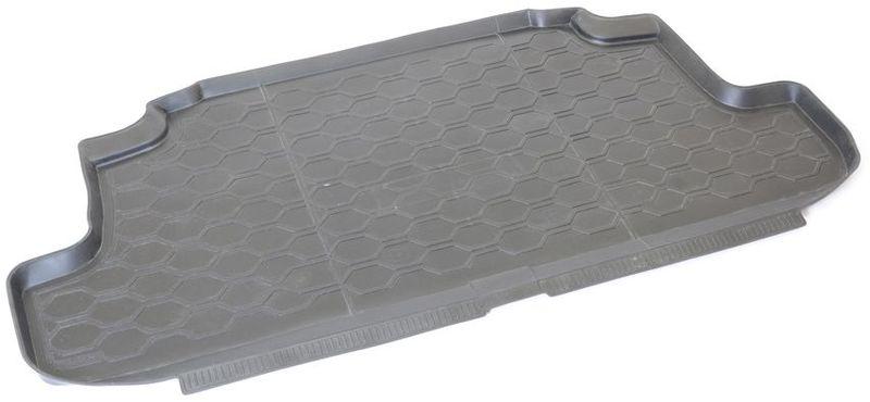 Коврик багажника Rival, для Lada 4x4 (3D) 2009-ст18фАвтомобильный коврик багажника RivalКоврик багажника позволяет надежно защитить и сохранить от грязи багажный отсек вашего автомобиля на протяжении всего срока эксплуатации, полностью повторяют геометрию багажника.- Высокий борт специальной конструкции препятствует попаданию разлившейся жидкости и грязи на внутреннюю отделку.- Произведены из первичных материалов, в результате чего отсутствует неприятный запах в салоне автомобиля.- Рисунок обеспечивает противоскользящую поверхность, благодаря которой перевозимые предметы не перекатываются в багажном отделении, а остаются на своих местах.- Высокая эластичность, можно беспрепятственно эксплуатировать при температуре от -45 ?C до +45 ?C.- Изготовлены из высококачественного и экологичного материала, не подверженного воздействию кислот, щелочей и нефтепродуктов. Уважаемые клиенты!Обращаем ваше внимание, что коврик имеет форму соответствующую модели данного автомобиля. Фото служит для визуального восприятия товара.