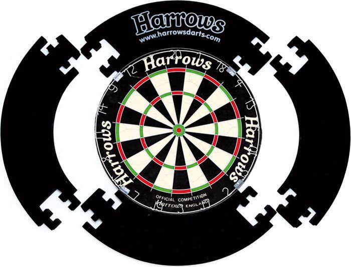 Суппорт мишени  Harrows , цвет: черный - Дартс