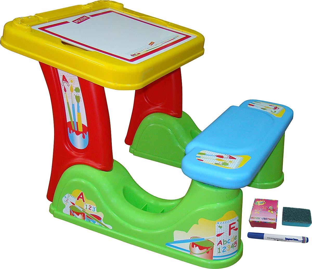 Полесье Детская мебель Набор дошкольника с принадлежностями 36667 -  Детская комната