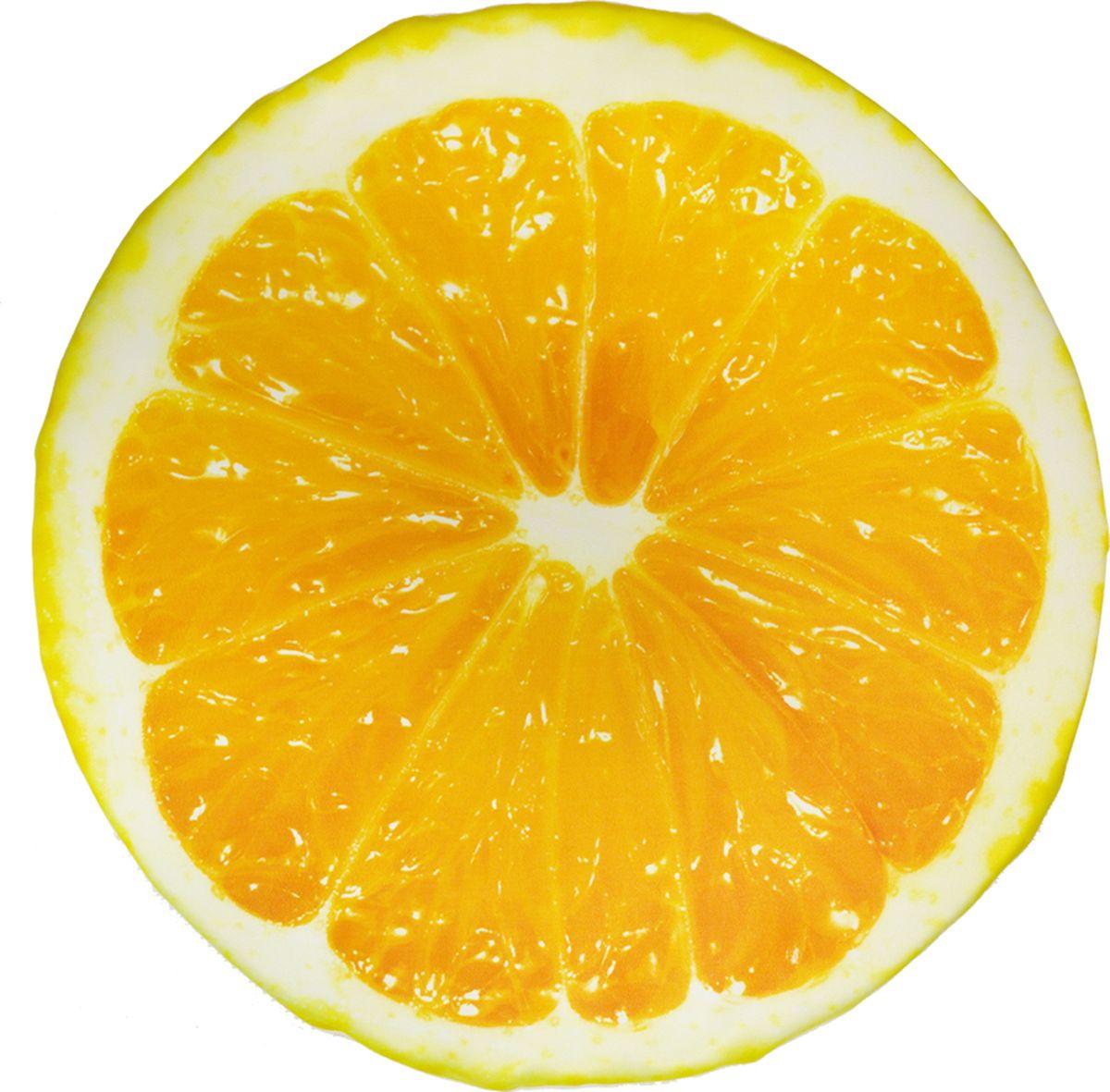 "Подушка на стул Gift'n'Home ""Лимон"", 40 х 40 х 2 см"