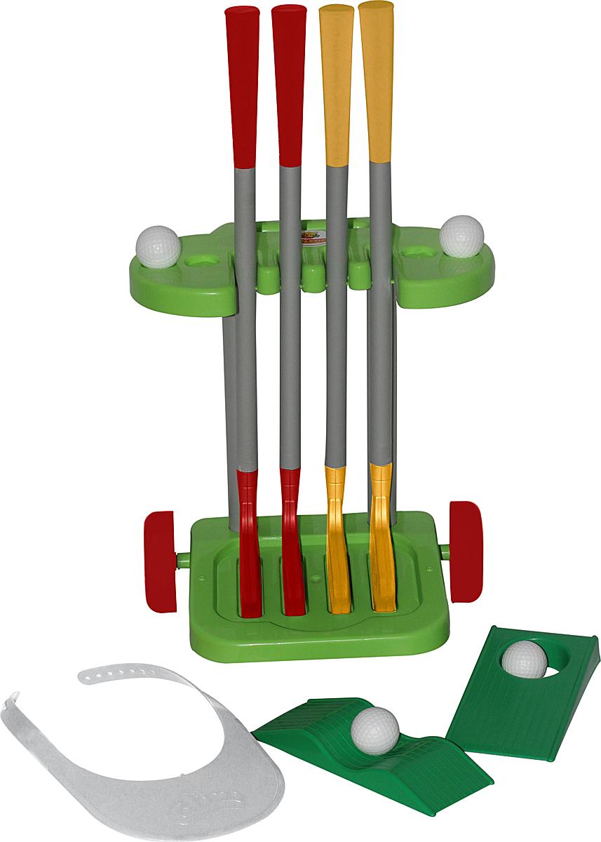 Полесье Игровой набор Гольф-2 11 элементов
