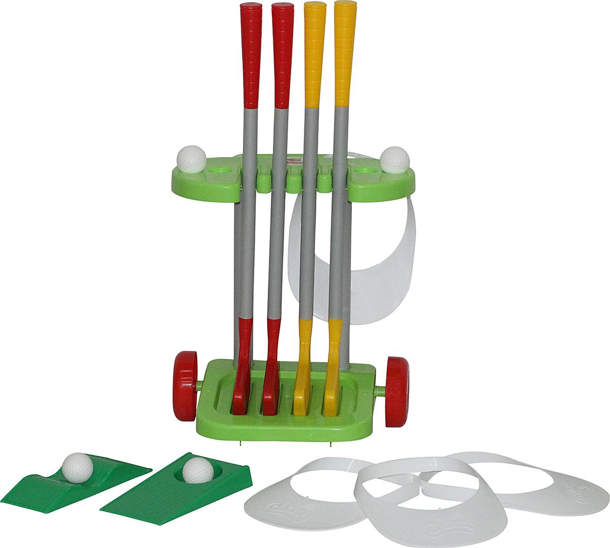 Полесье Игровой набор Гольф-2 14 элементов