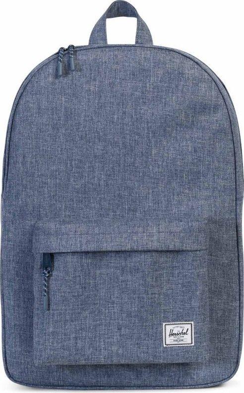 Рюкзак городской Herschel Classics, цвет: серый, 22 л. 10001-01570-OSNR7118/3blackРюкзак Herschel Classic целиком и полностью оправдывает свое название, выражая совершенство в лаконичных и идеальных линиях. Этот рюкзак создан для любых целей и поездок и отлично впишется в абсолютно любой стиль.