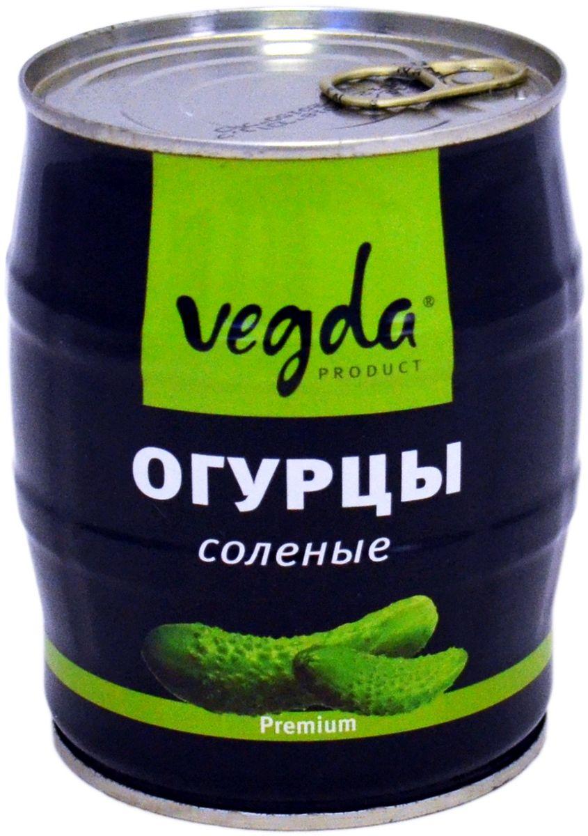 Vegda огурцы соленые кошерные, 580 г4607045602501Продукт изготовлен из высококачественных ингредиентов, по современным технологиям