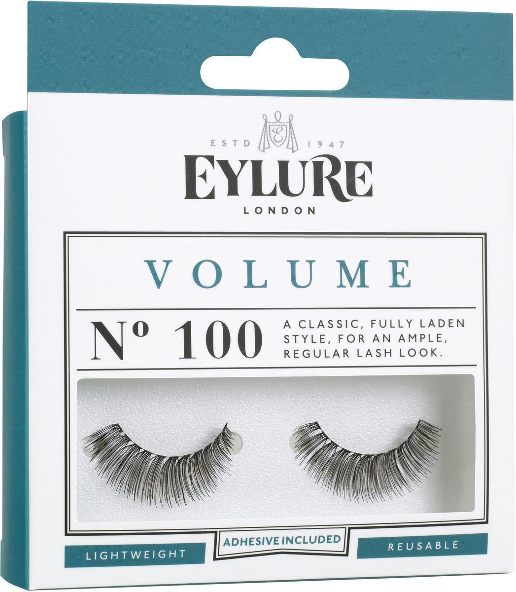 Eylure Накладные реницы объемные Volume. 60011106001110Накладные ресницы из натурального волоса для создания эффекта длины.