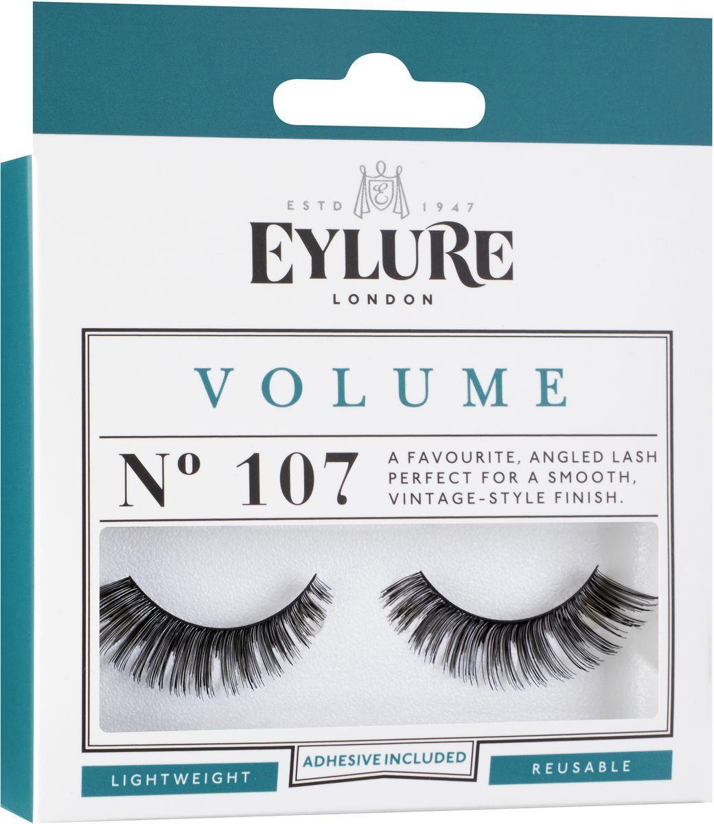 Eylure Накладные ресницы объемные Volume. 60011136001113Накладные ресницы из натурального волоса для создания эффекта длины.