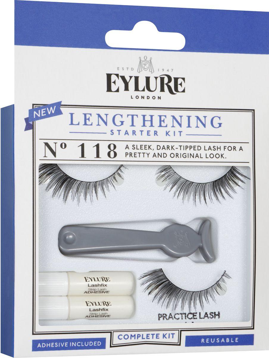 Eylure Индивидуальные пучки для наращивания Starter Kit Lengthening6001318Индивидуальные пучки для наращивания_Starter Kit Lengthening