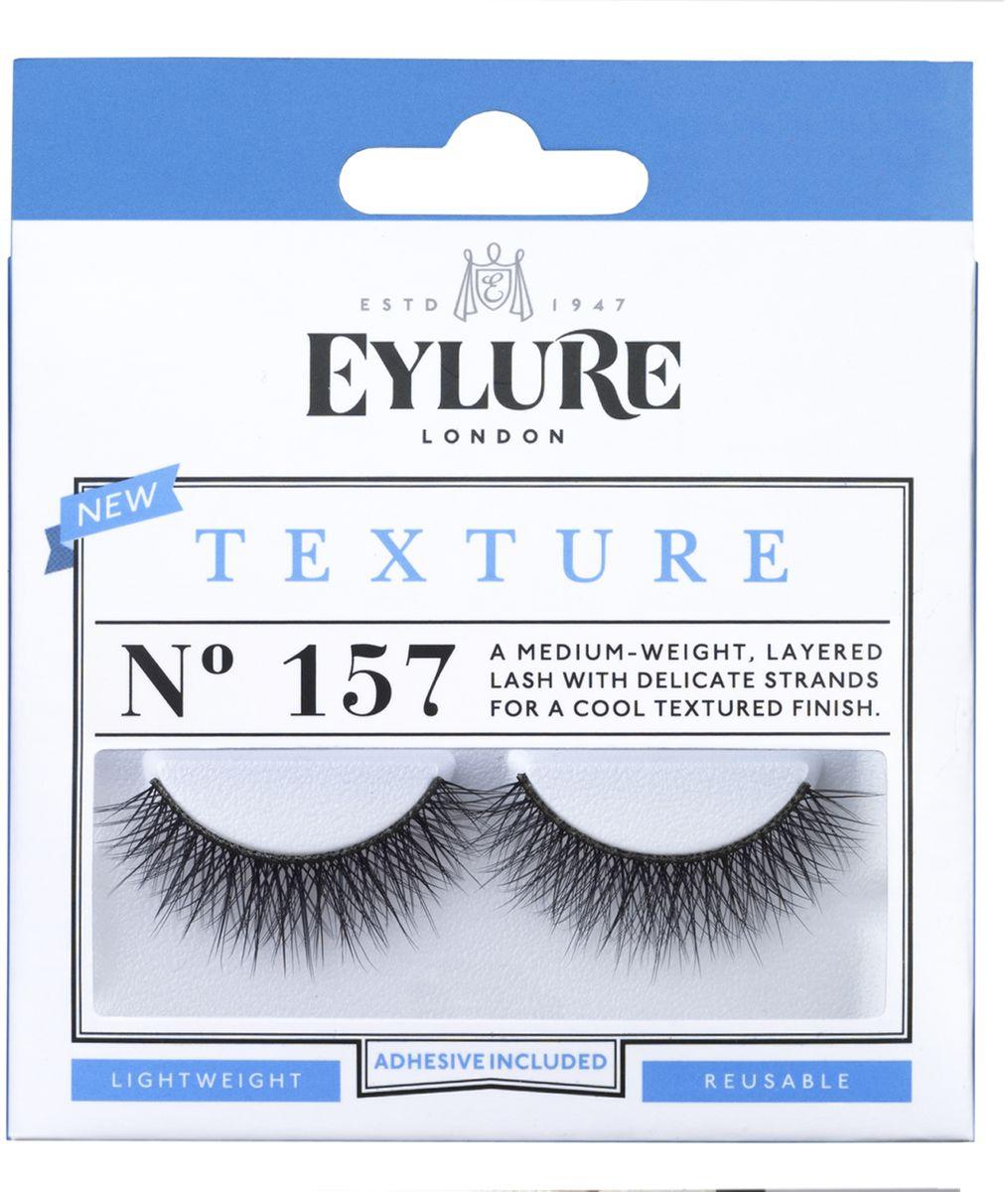 Eylure Накладные ренсицы текстурные Texture6001362Накладные ресницы из натурального волоса для создания эффекта длины.