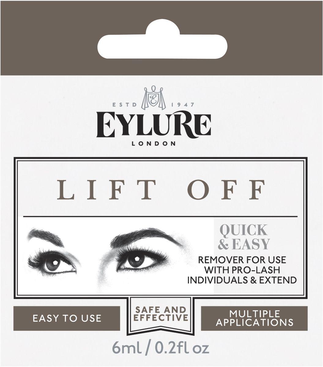 Eylure Жидкость для снятия нарощенных пучков и ресниц, 6 мл6003003Жидкость для снятия наращенных пучков и ресниц