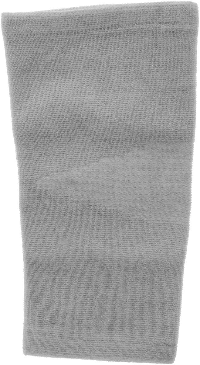 Суппорт колена Bradex. Размер универсальный1508160Коленные суставы наиболее подвержены чрезмерным нагрузкам, возникающим при занятиях спортом, длительной ходьбе или продолжительном пребывании стоя. Для того чтобы минимизировать неприятные последствия статических и динамических нагрузок на коленный сустав и сухожилия, используйте суппорт колена Bradex из инновационного материала.Материал: бамбуковое угольное волокно.Размер в нерастянутом состоянии: 31.5 х 15,5 х 1 см.Обхват колена: 33-40 см.Для определения обхвата колена необходимо измерить сантиметровой лентой его окружность по середине коленной чашечки.