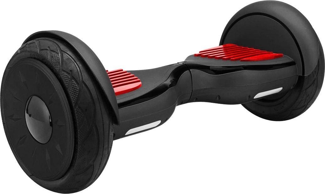 Гироскутер MekotronHoverboard 10, цвет: черныйHB-0103MГироскутер, диаметр колес 10,5, макс. скорость 20 км/час, расстояние поездки без подзарядки до 20 км, батарея 36 В 4.4Ач, надувные шины, вес: 10,5 кг, цвет черный.