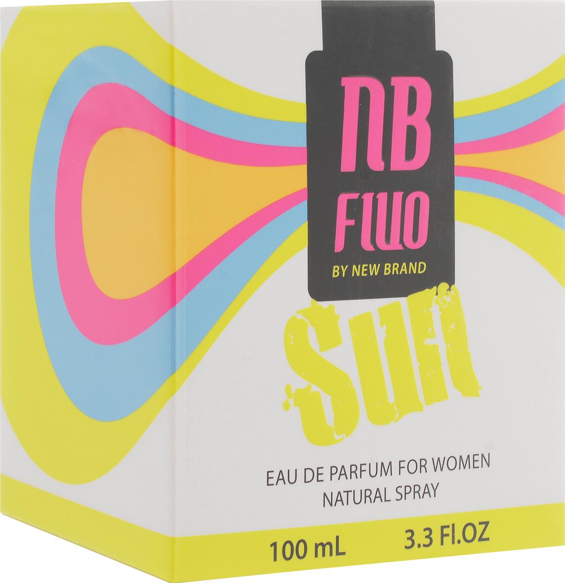 New Brand Perfumes Парфюмерная вода для женщин Sun, 100 мл5425017735144BY NEW BRAND SAN - очень яркий, оригинальный, непрозрачный флакон лимонного цвета, очень приятный на ощупь, с совершенно округлыми формами, который не хочется выпускать из своих рук, хранит в себе свежий, стойкий аромат, заряжая вас, хорошим настроением, позитивом, успехом, ожиданием чуда. Этот аромат не надоест никогда потому что таит в себе само солнце, которое дарит всем нам жизнь и радость в любое время года. Поэтому этот великолепный подарок будет актуален в любое время года, так как, подарив его любой девушке или женщине, вы нисколько не ошибетесь - никто не останется к нему равнодушен, и захочет с ним встретиться вновь и вновь.