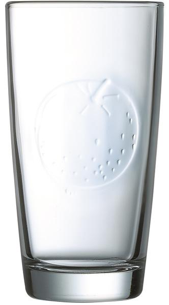 Стакан Luminarc ФРУТИ ЭНЕРДЖИ АПЕЛЬСИН, высокий, 300 млVT-1520(SR)Бренд Luminarc – это один из лидеров мирового рынка по производству посуды и товаров для дома. В основе процесса изготовления лежит высококачественное сырье, а также строгий контроль качества. Товары для дома Luminarc уважают и ценят во всем мире, а многие эксперты считают данного производителя эталоном совершенства.