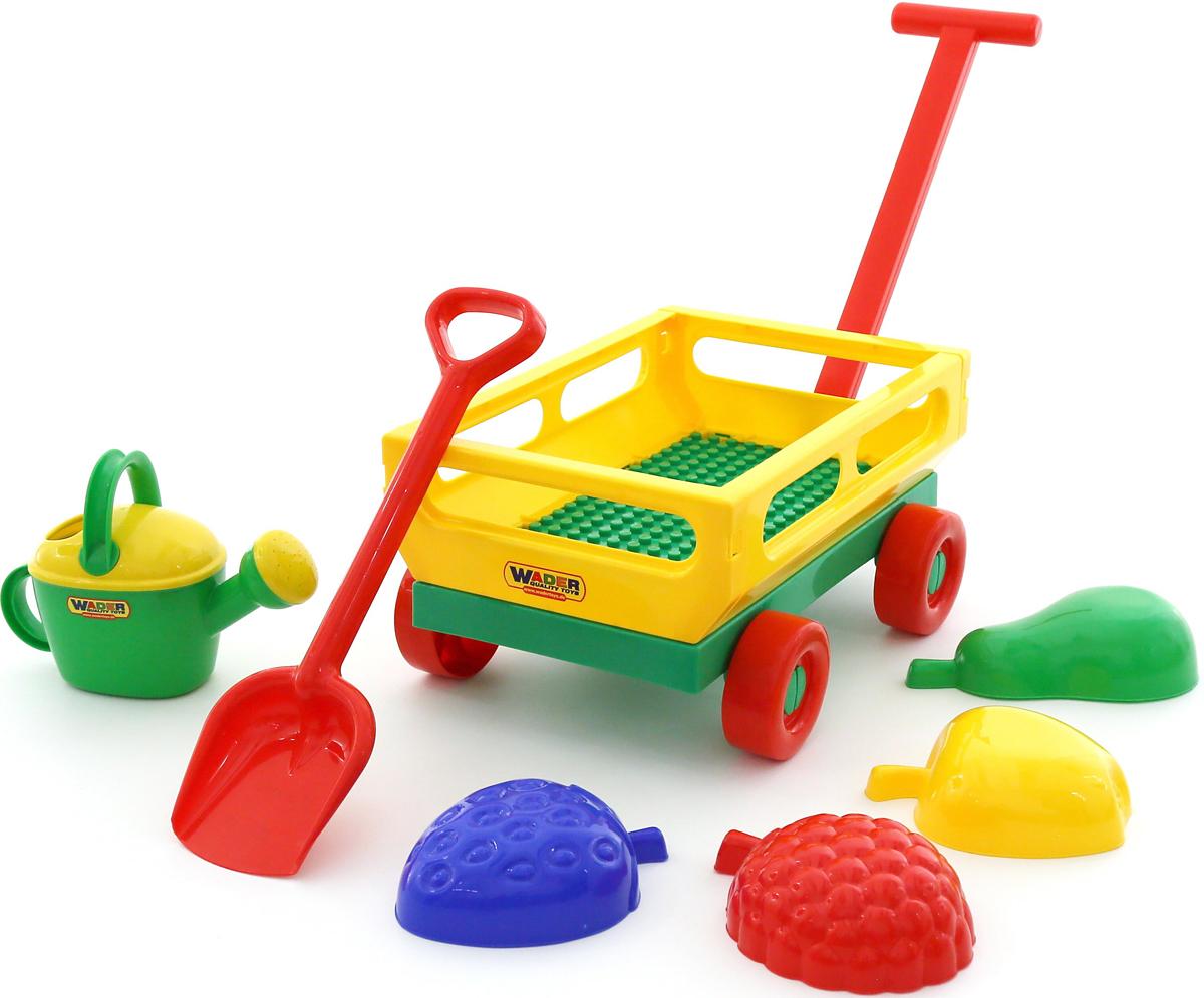 Полесье Набор игрушек для песочницы №483 - Игры на открытом воздухе