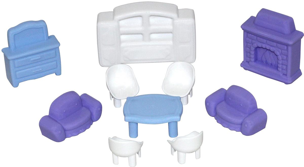 Полесье Набор мебели для кукол №3 10 элементов