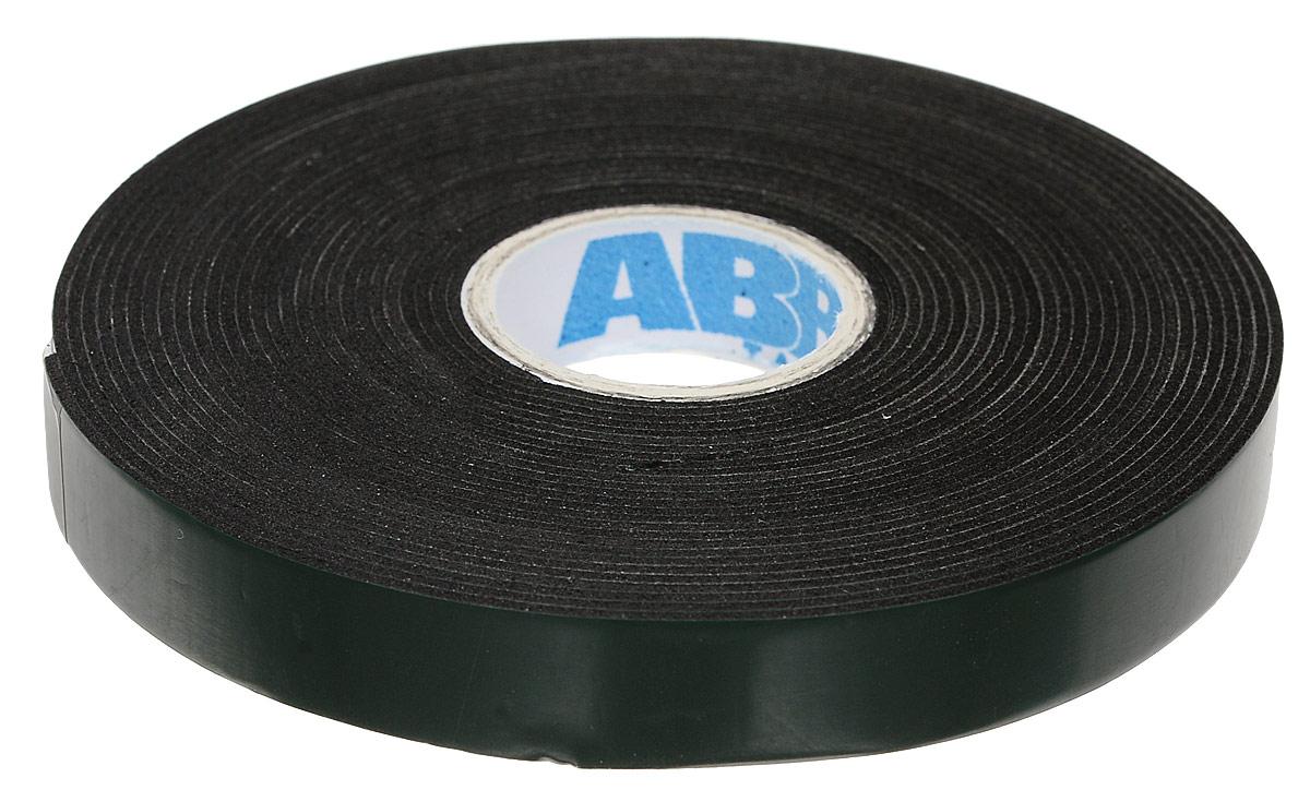 Лента клейкая двухсторонняя Abro Masters, цвет: темно-зеленый, 12 мм х 5 м салфетка влаговпитывающая abro masters цвет желтый