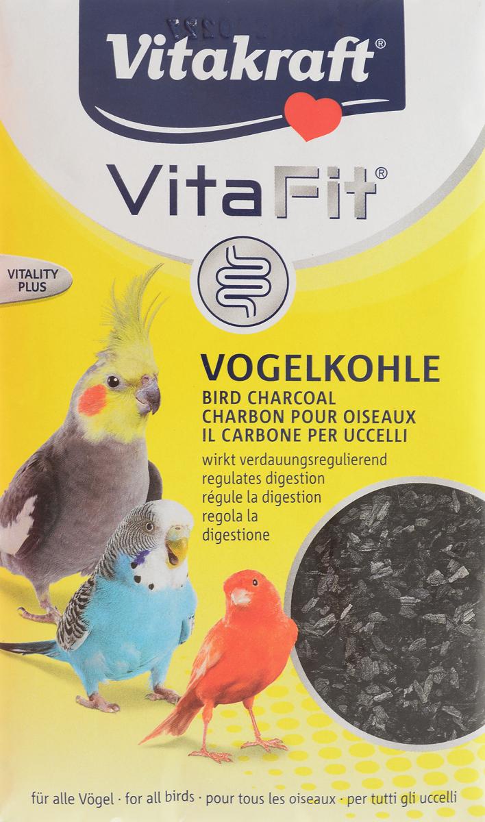 Уголь древесный для птиц Vitakraft Khole, 10 г11112Кормовая добавка Vitakraft Khole из натуральных активных веществ для здоровья и благополучия птиц. Состав: натуральный древесный уголь. Добавлять 2-3 раза в месяц маленькую щепотку в корм.Товар сертифицирован.Уважаемые клиенты! Обращаем ваше внимание на возможные изменения в дизайне упаковки. Качественные характеристики товара остаются неизменными. Поставка осуществляется в зависимости от наличия на складе.