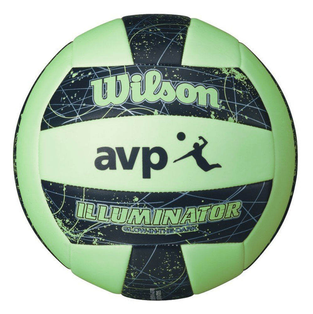 Мяч волейбольный Wilson Avp Glow, цвет: зеленый, черный, диаметр 20 смWTH4613XBВолейбольный мяч Wilson Avp Glow предназначен для комфортных тренировок и игр команд любого уровня. Покрышка мяча выполнена из высокотехнологичного композитного материала на основе микрофибры, с применением технологии Soft Touch, которая напоминает натуральную кожу и обеспечивает правильный отскок.Мяч состоит из 18 панелей и бутиловой камеры, также армирован подкладочным слоем, выполненным из ткани.Мяч отлично подойдет для тренировок и соревнований команд высокого уровня.УВАЖАЕМЫЕ КЛИЕНТЫ!Обращаем ваше внимание на тот факт, что мяч поставляется в сдутом виде. Насос в комплект не входит.