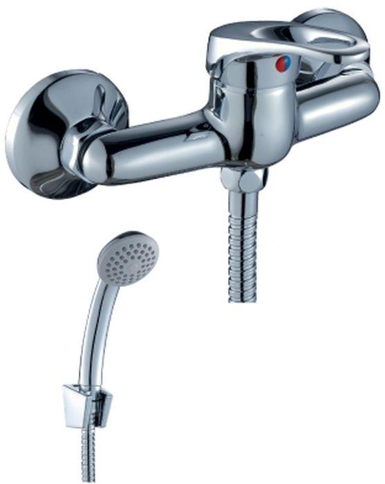 Смеситель Rossinka, для душа. B35-41B35-41B35-41. Смеситель для душа.Комплектация:• керамический картридж 35 мм• аксессуары в комплекте (шланг 1,5 м, настенное крепление, 1-функциональная лейка с функцией легкой очистки)• присоединительная группа (эксцентрики с отражателями) для вертикального крепления• металлическая рукояткаСмесители Rossinka были разработаны российским институтом «НИИ Сантехники», что позволило произвести продукт, максимально подходящий под условия эксплуатации в нашей стране (жесткая вода, частые перепады температуры и напора воды).«НИИ Сантехники» рекомендует установку смесителей Rossinka в жилых помещениях, в детских, лечебно-профилактических, дошкольных и школьных учреждениях.Наличие международного сертификата ISO 9001 гарантирует стабильность качества выпускаемой продукции.Сервисная сеть насчитывает 90 гарантийных мастерских по России и странам СНГ.Плановый срок службы смесителей 30 лет.Гарантия на смесители 7 лет.