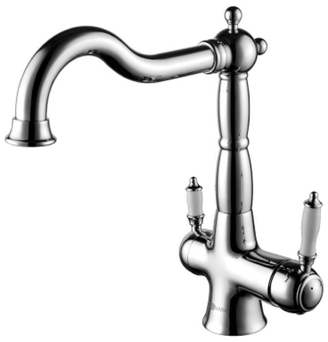 Смеситель Lemark Comfort, для кухни, с подключением к фильтру с питьевой водой. LM3065CLM3065CCOMFORT LM3065C.Смеситель для кухни с подключением к фильтру с питьевой водой.Комплектация:• комбинированный аэратор Neoperl® для водопроводной и питьевой воды• керамический картридж Sedal® 35 мм• для крана с питьевой водой: кран-букса с керамическими пластинами (угол поворота – 90 градусов)• гибкая подводка 1/2 45 см• переходник для подключения шланга от фильтра с питьевой водой• металлические рукоятки с керамическими вставкамиСмесители LEMARK рассчитаны на 30 лет комфортной эксплуатации.В них соединены современные технологии производства и продуманный конструктив. Установлены комплектующие от известных мировых производителей, являющихся лидерами в своих сегментах:• немецкие аэраторы Neoperl – устройства, регулирующие расход воды;• керамические картриджи и кран-буксы испанской фирмы Sedal.Вся продукция LEMARK устанавливается не только в частном секторе, но и с успехом эксплуатируется в офисах Hewlett-Packard, Walt Disney Studios Sony Pictures Releasing, Mail.ru Group, а также в новом терминале аэропорта «Толмачево» в Новосибирске.Сегодня на смесители LEMARK установлен беспрецедентный 10-летний период бесплатного сервисного обслуживания. Данное условие действует, даже если монтаж изделий производится покупателями cамостоятельно.Сервисная сеть насчитывает 90 гарантийных мастерских по России и странам СНГ.