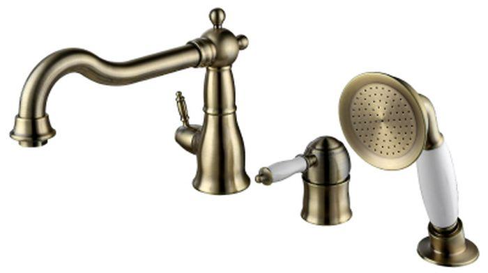 Смеситель встраиваемый Lemark Villa, для ванныLM4845BVILLA LM4845B.Смеситель для ванны на 3 отверстия с поворотным изливом.Комплектация:• аэратор Neoperl® Cascade®• керамический картридж Sedal® 35 мм• переключатель с керамическими пластинами• аксессуары в комплекте: шланг 2 м, свинцовый отвес, 1-функциональная лейка• металлическая рукояткаСмесители LEMARK рассчитаны на 30 лет комфортной эксплуатации.В них соединены современные технологии производства и продуманный конструктив. Установлены комплектующие от известных мировых производителей, являющихся лидерами в своих сегментах:• немецкие аэраторы Neoperl – устройства, регулирующие расход воды;• керамические картриджи и кран-буксы испанской фирмы Sedal.Вся продукция LEMARK устанавливается не только в частном секторе, но и с успехом эксплуатируется в офисах Hewlett-Packard, Walt Disney Studios Sony Pictures Releasing, Mail.ru Group, а также в новом терминале аэропорта «Толмачево» в Новосибирске.Сегодня на смесители LEMARK установлен беспрецедентный 10-летний период бесплатного сервисного обслуживания. Данное условие действует, даже если монтаж изделий производится покупателями cамостоятельно.Сервисная сеть насчитывает 90 гарантийных мастерских по России и странам СНГ.