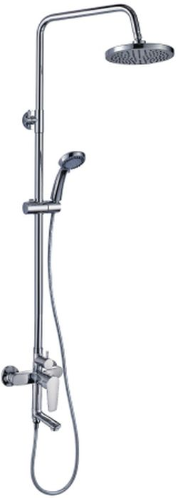 Смеситель Rossinka, для ванны и душа, с регулируемой высотой штанги и лейкой. S35-46S35-46S35-46. Смеситель для ванны и душа с регулируемой высотой штанги, поворотным изливом 97 мм и верхней душевой лейкой «Тропический дождь».Комплектация:• пластиковый аэратор с функцией легкой очистки• керамический картридж 35 мм• переключатель верхний/ручной душ с керамическими пластинами• встроенный в излив переключатель с керамическими пластинами• верхняя поворотная душевая лейка «Тропический дождь» O200 мм с функцией легкой очистки• аксессуары в комплекте (шланг 1,5 м, 5-функциональная лейка с функцией легкой очистки, регулируемое по высоте крепление для лейки)• присоединительная группа (эксцентрики с отражателями) для вертикального крепления• металлическая рукояткаСмесители Rossinka были разработаны российским институтом «НИИ Сантехники», что позволило произвести продукт, максимально подходящий под условия эксплуатации в нашей стране (жесткая вода, частые перепады температуры и напора воды).«НИИ Сантехники» рекомендует установку смесителей Rossinka в жилых помещениях, в детских, лечебно-профилактических, дошкольных и школьных учреждениях.Наличие международного сертификата ISO 9001 гарантирует стабильность качества выпускаемой продукции.Сервисная сеть насчитывает 90 гарантийных мастерских по России и странам СНГ.Плановый срок службы смесителей 30 лет.Гарантия на смесители 7 лет.