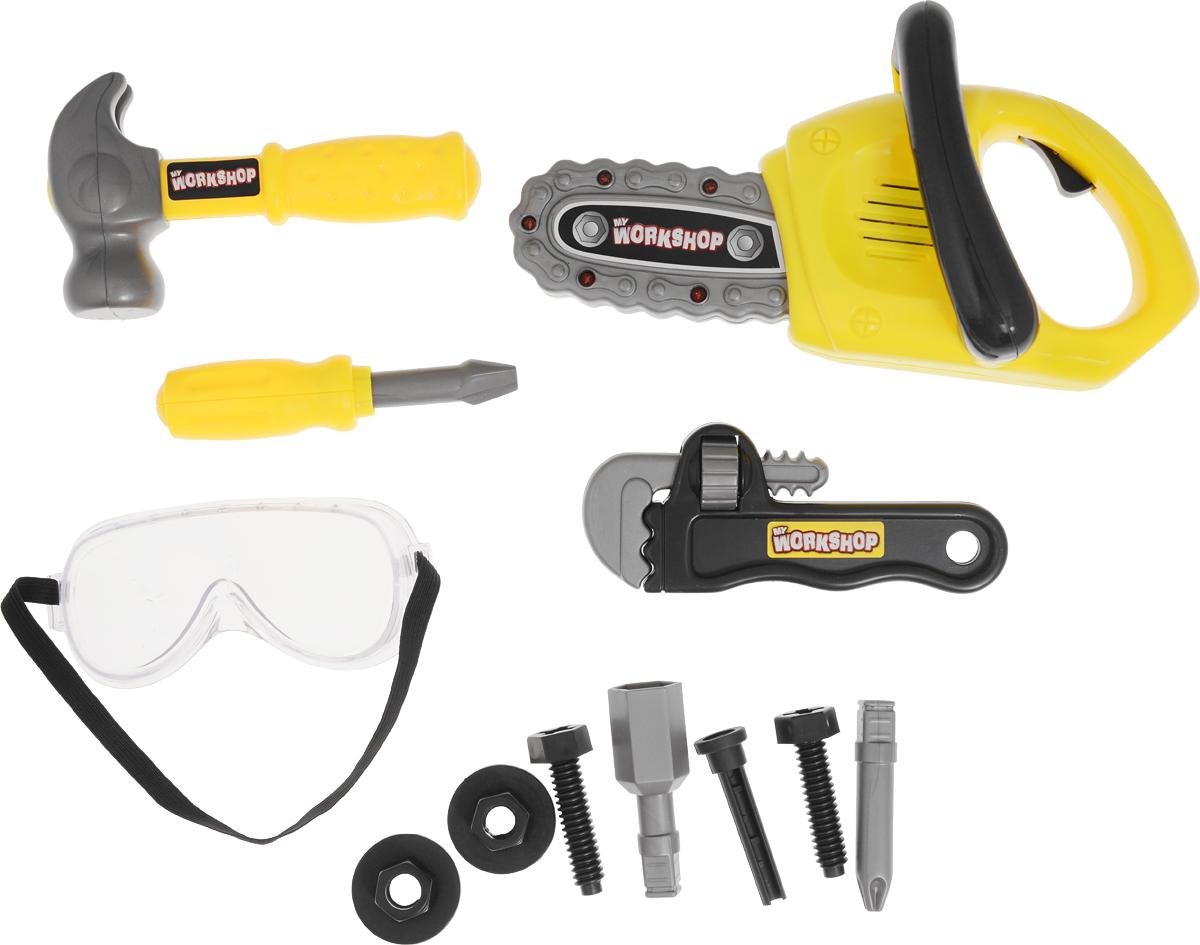 Keenway Игрушечный набор инструментов 12 предметов