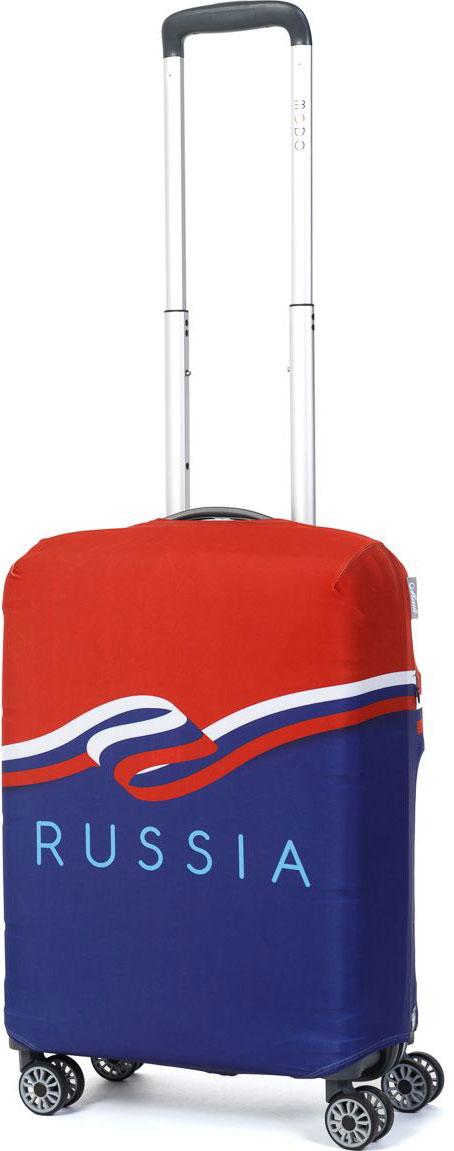 Чехол для чемодана Mettle Russia, размер S (высота чемодана: 50-55 см)LK-21000041Модный универсальный чехол для чемодана METTLE, подходит для чемоданов ручной клади размера S (высота: 50-55 см, ширина: 35-40 см, глубина: 20-25 см). Он выполнен из спандекса. Эластичная ткань со специальной UF-водоотталкивающей пропиткой лучше защитит ваш чемодан от грязи и солнечных лучей. Картинка чехла надолго останется яркой и красочной. Две боковые потайные молнии, усиленные дополнительными швами, предохраняют боковые стороны и ручки чемодана от царапин и легких повреждений. Резинка с удобной соединяющей застёжкой надёжно фиксирует чехол на чемодане. Нижняя молния имеет автоматический замок бегунка. В швы багажного чехла дополнительно вшит эластичный жгут для лучшей усадки и фиксации на чемодан. Вся фурнитура изготовлена в фирменном дизайне METTLE.Чехол упакован в функциональный мешочек из аналогичной ткани, который вы сможете использовать для хранения и переноски предметов небольшого размера.
