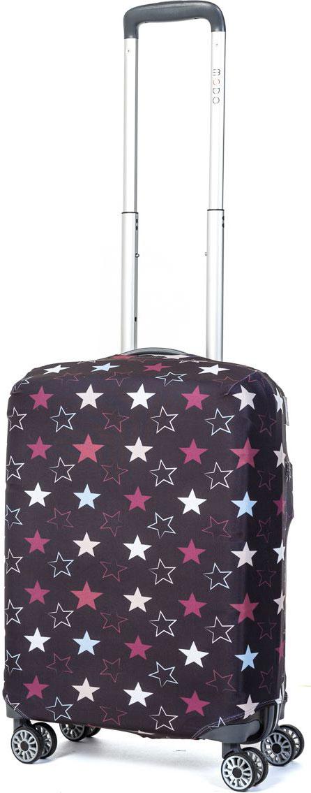 "Чехол для чемодана Mettle ""Star"", размер S (высота чемодана: 50-55 см), ТМ Mettle"