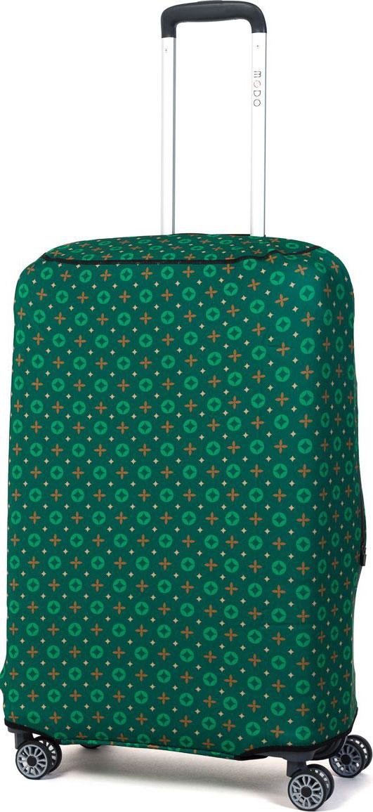 Чехол для чемодана Mettle  Verdant , размер M (высота чемодана: 70-75 см) - Чемоданы и аксессуары
