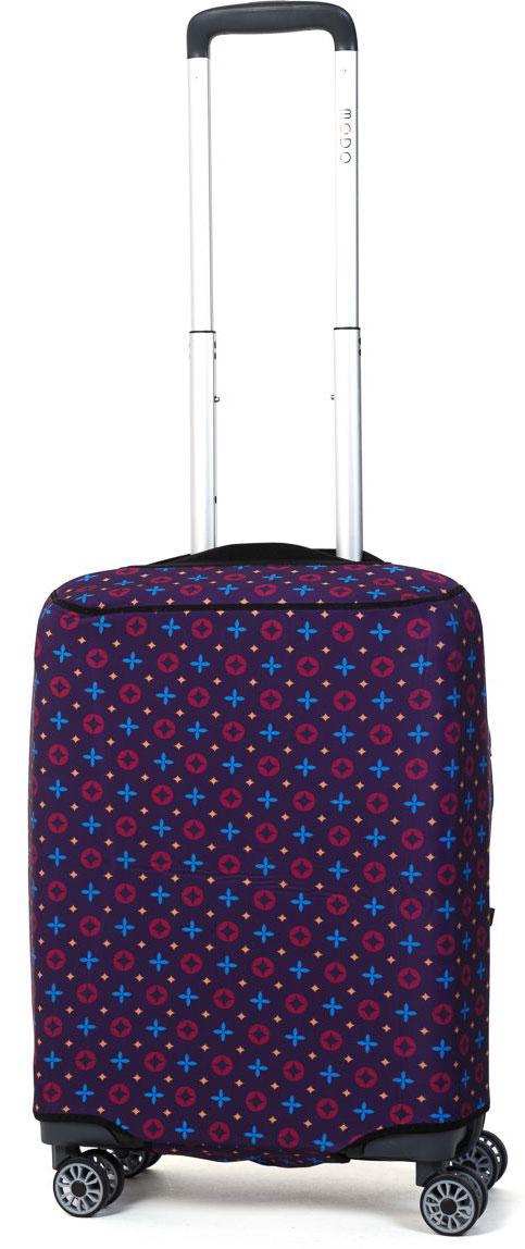 Чехол для чемодана Mettle  Violet , размер S (высота чемодана: до 60 см) - Чемоданы и аксессуары