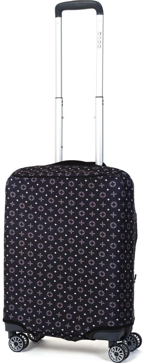 Чехол для чемодана Mettle  Dark , размер S (высота чемодана: до 60 см) - Чемоданы и аксессуары