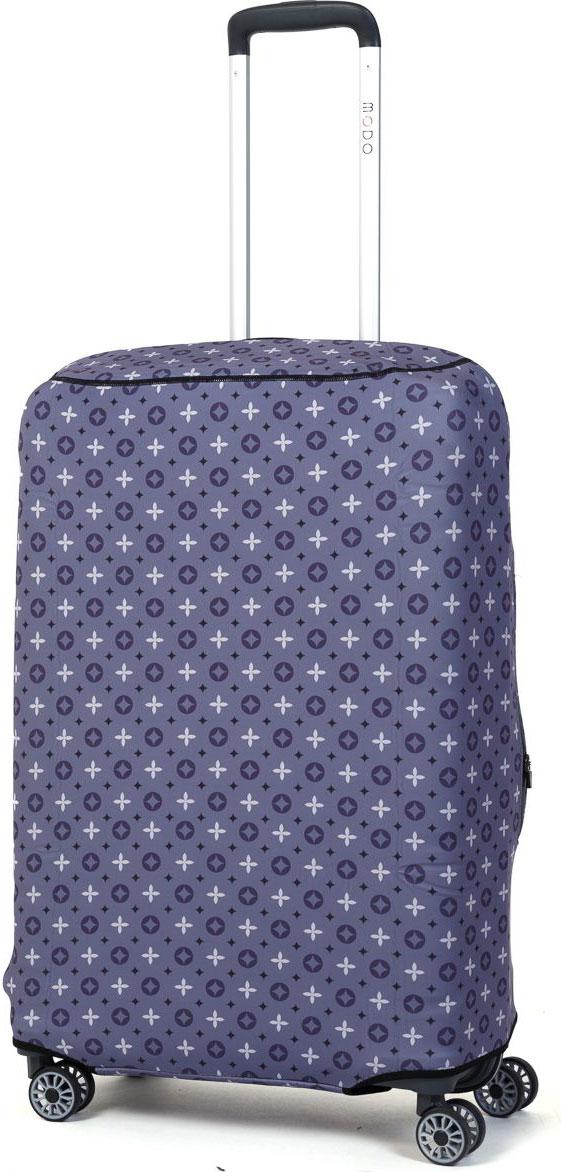 Чехол для чемодана Mettle  Grayish , размер M (высота чемодана: 70-75 см) - Чемоданы и аксессуары