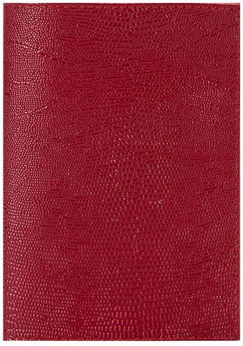 Обложка для паспорта женская Fabula Reptile, цвет: красный. O.1.KKO.1.KK.красныйОбложка для паспорта из коллекции Reptile выполнена из натуральной кожи. Внутри 2 кармана из прозрачного пластика.