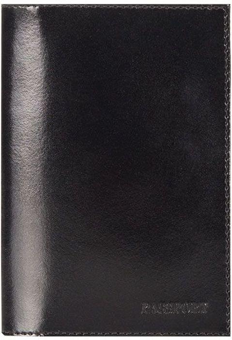 Обложка для паспорта женская Fabula Classic, цвет: черный. O.1.SHO.1.SH.черныйОбложка для паспорта из коллекции Classic выполнена из натуральной кожи. На внутреннем развороте 2 кармана из прозрачного пластика с выемкой. Отличительная черта: тиснение passport.