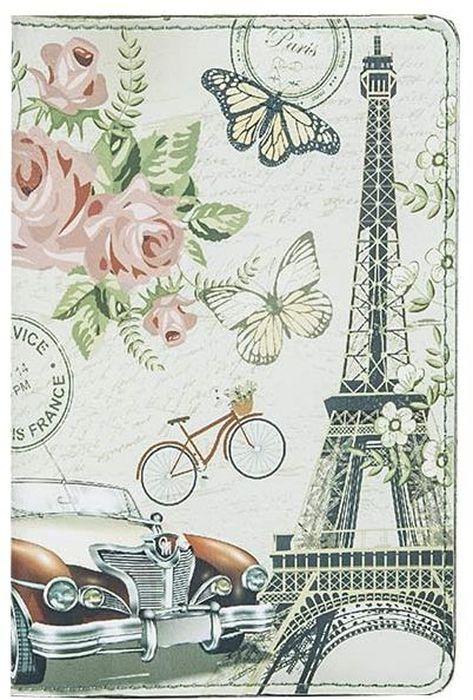 Обложка для паспорта женская Fabula Postcard, цвет: белый. O.85.SPO.85.SP.card.белыйОбложка для паспорта из коллекции Postcard выполнена из натуральной кожи. На внутреннем развороте два кармана из прозрачного пластика с выемкой.